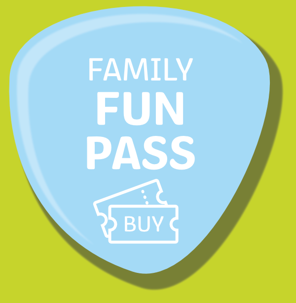 Family Pass Green