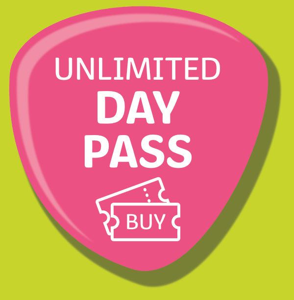 Unlimited Pass Green