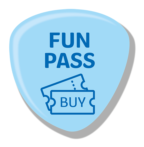 Pickie New Button-Funpass